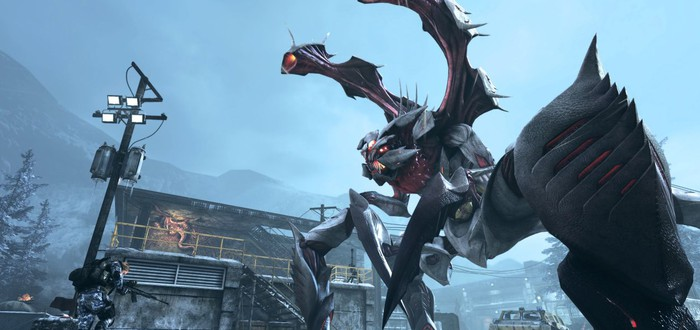 Скриншоты дополнения Call of Duty: Ghosts – Onslaught