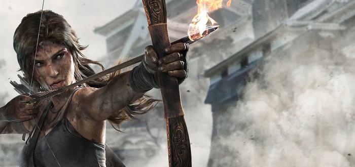 Сравнение Tomb Raider на PS4 и PS3