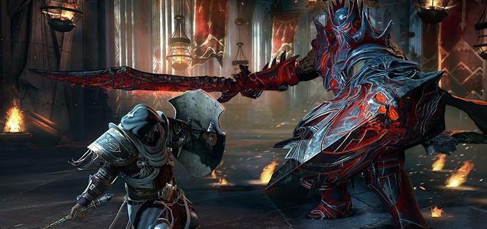 Разработчик Lords of the Fallen о сравнении с Dark Souls
