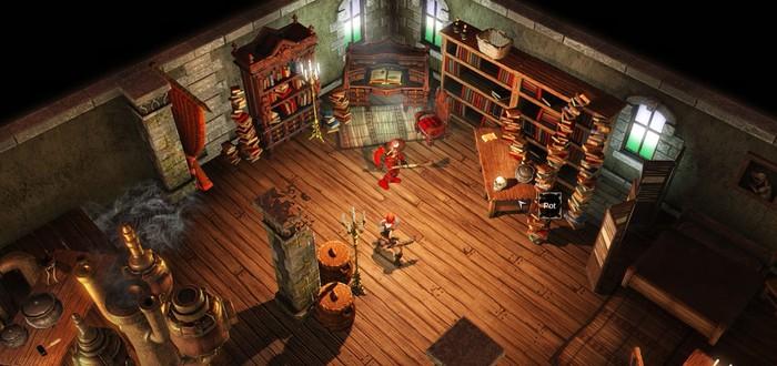 Divinity: Original Sin вышла в Раннем Доступе Steam