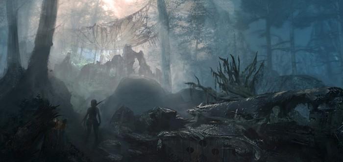 Tomb Raider для PS4 и Xbox One работает на 30 fps