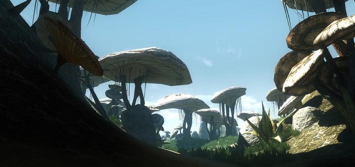 Новый трейлер Skywind – Morrowind в Skyrim