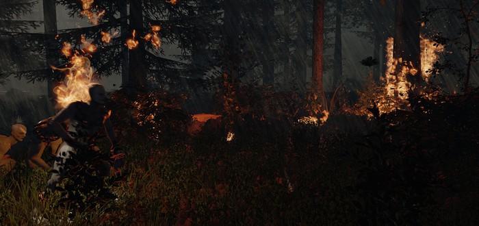 Новые скриншоты сурвайвал-хоррора The Forest
