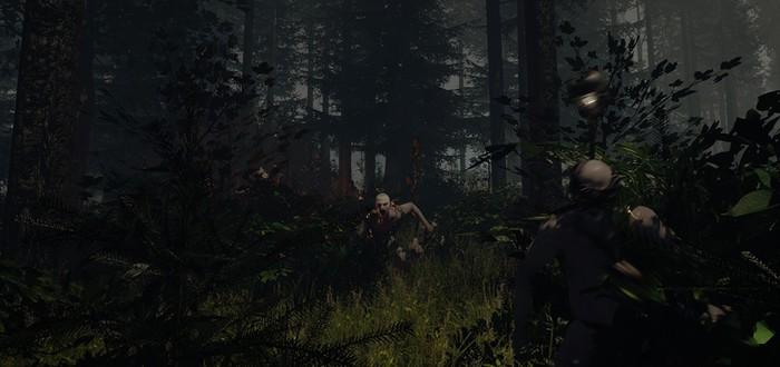 The Forest появится в Раннем Доступе Steam в ближайшие месяцы