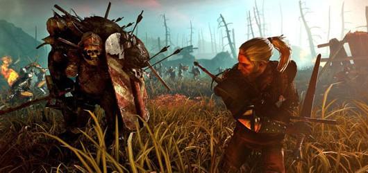 Новые скриншоты The Witcher 2