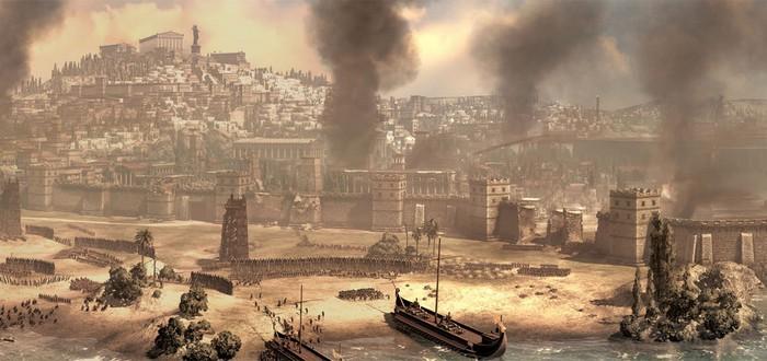 Очередной бета-патч для Total War: Rome 2