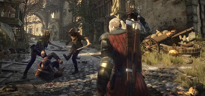 Три новых скриншота The Witcher 3