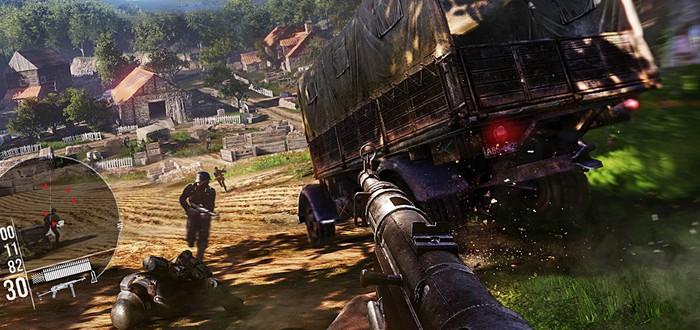 Новые скриншоты Enemy Front