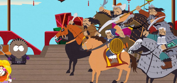 Новые трейлеры South Park: The Stick of Truth