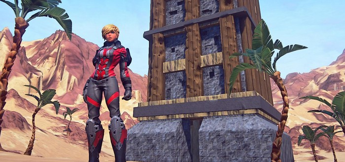 Лайвстрим EverQuest Next Landmark [Offline]