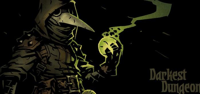 Darkest Dungeon - олдскульный, хардкорный RPG/Dungeon-Crawler на Kickstarter