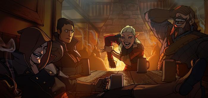 Сценарист Dragon Age: однополые отношения должны быть частью нормы