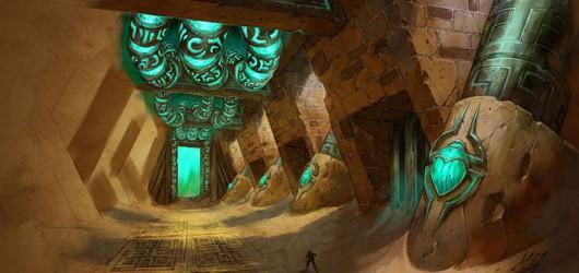 WoW: Cataclysm – местоположение подземелий