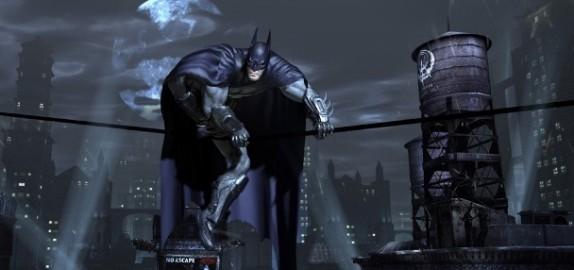 Мультиплеер в Batman:Arkham City