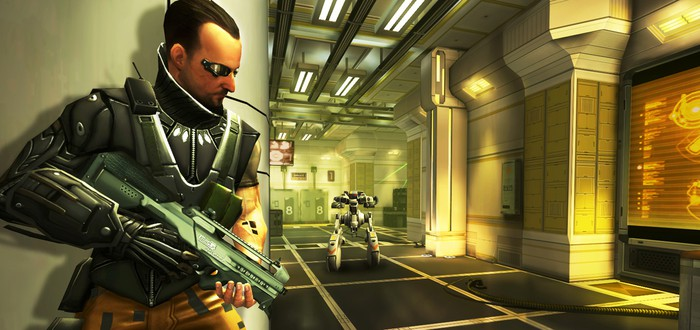 Deus Ex: The Fall замечена в Steam