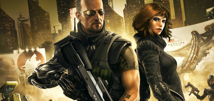 Square Enix официально анонсировали Deus Ex: The Fall для PC