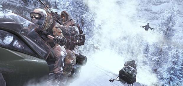 Демо Modern Warfare 2 не появится до выхода игры