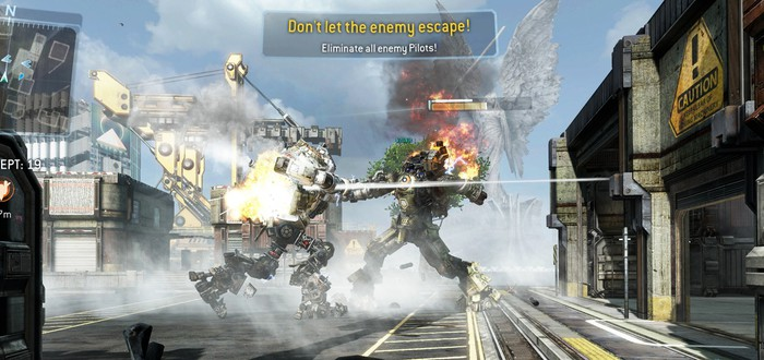 Titanfall на PC займет 48Гб + фанатский 4K-трейлер