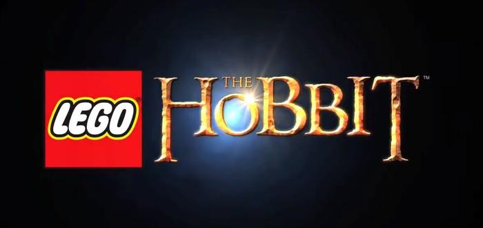 Объявлена дата релиза Lego: The Hobbit