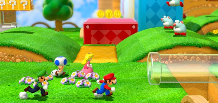 Инвестор просит Nintendo брать 99 центов за высоту прыжка Марио