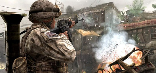 Слух: Raven работает на Call of Duty-проектом