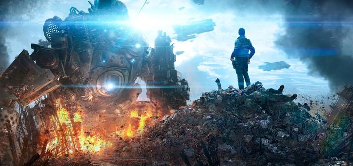Вступительный ролик Titanfall