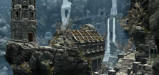 Технологии The Elder Scrolls V: Skyrim