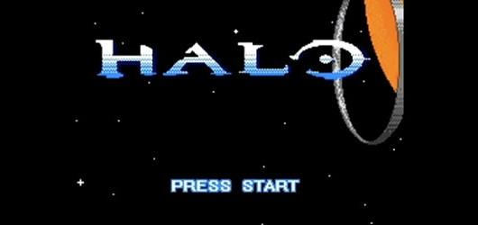 Бесплатный 8-битный Halo