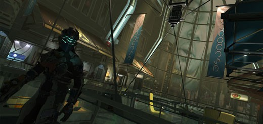 Видео: Dead Space 2 глазами некроморфов