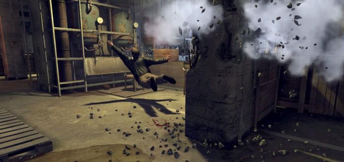 Демонстрация физики Nvidia APEX на Unreal Engine 4