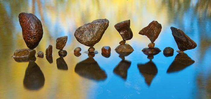 Удивительные балансирующие камни