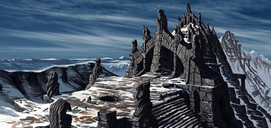 Драконы Скайрима: Создание языка драконов