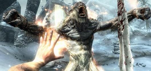 The Elder Scrolls V: Skyrim – Боевая система