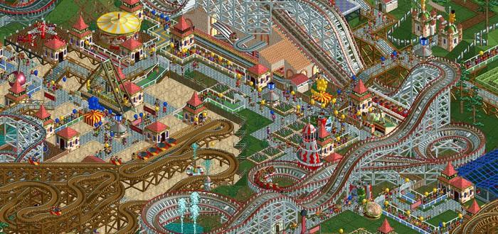 Новая игра RollerCoaster Tycoon для PC не будет портом мобильной версии