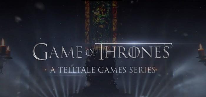 Game of Thrones от Telltale не будет приквелом к сериалу