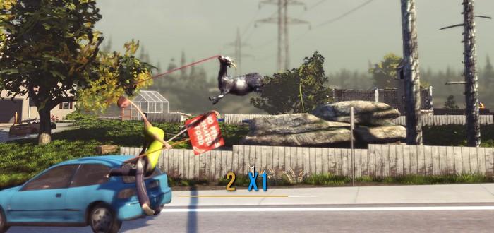 Один из лучших игровых трейлеров воссоздан в Симуляторе Козла