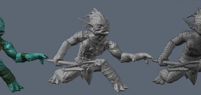 Legend of Grimrock 2: создавая монстров