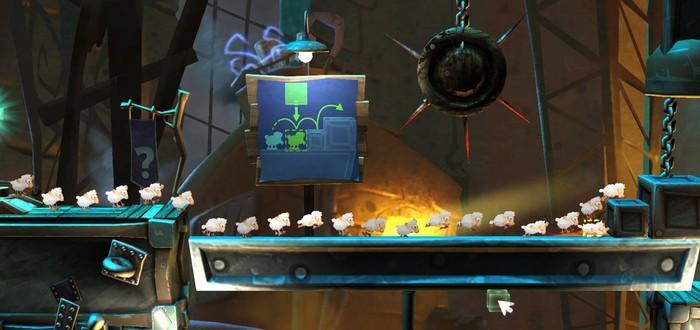 Flockers – новая игра от Team17