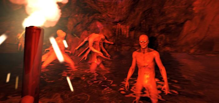 Новые скриншоты The Forest