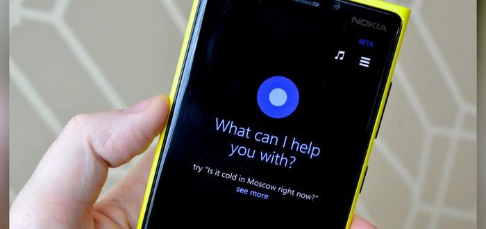Microsoft представила Кортану для Windows Phone 8.1