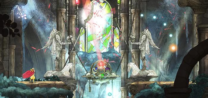 Арты, скриншоты и геймплей Child of Light