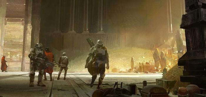 Новые подробности Destiny, детали контента беты, видео уже скоро