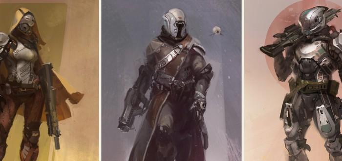 Destiny: создание снаряжения и кастомизация