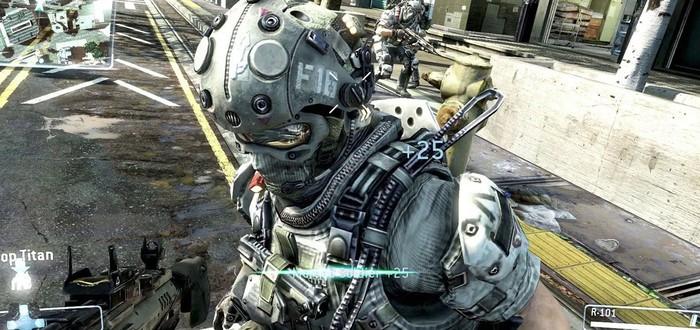 45 минут геймплея Titanfall на Xbox 360