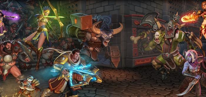 Новая Orcs Must Die - MOBA
