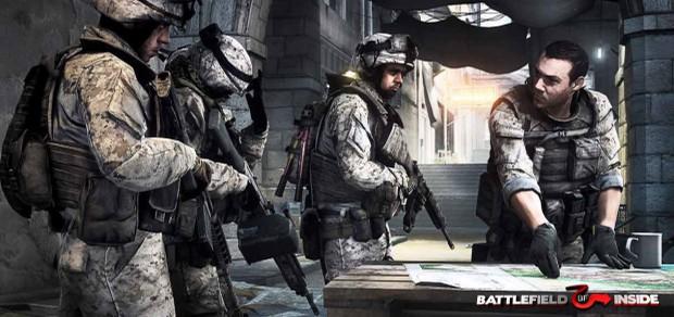 Новые скриншоты Battlefield 3