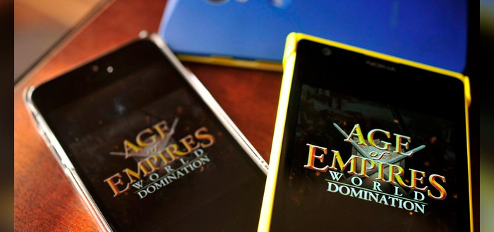 Microsoft выпускает мобильную Age of Empires