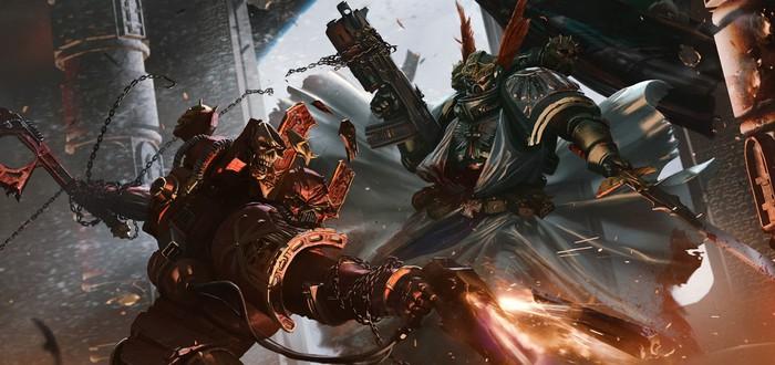 Детали набора основателя Warhammer 40K: Eternal Crusade