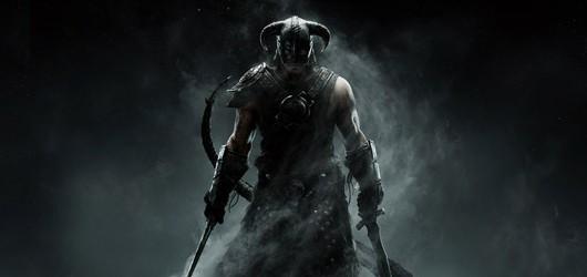 Первое видео The Elder Scrolls V: Skyrim