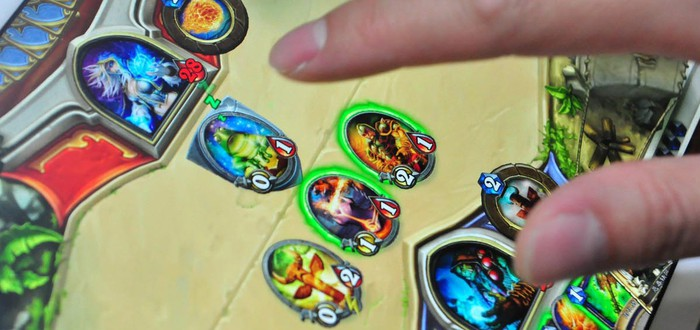 HearthStone: Heroes of Warcraft вышла на iPad